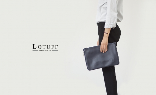 Leather Clutch or Shoulder