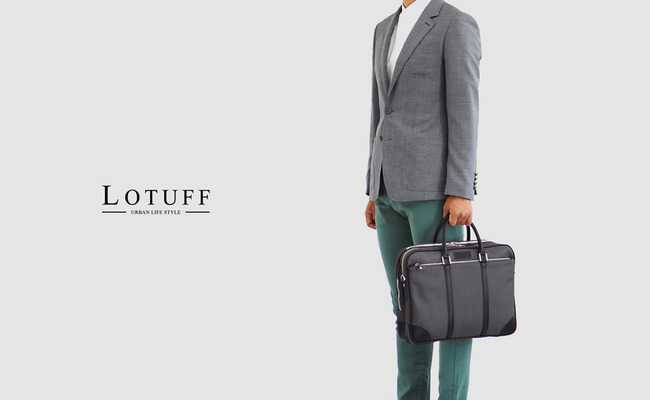 Dual Pocket Briefcase