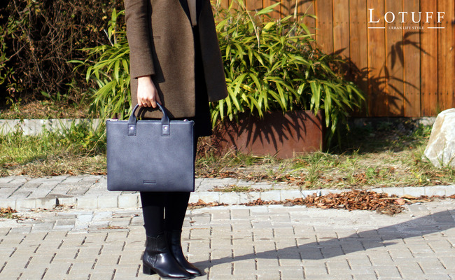 Simple & Slim Briefcase
